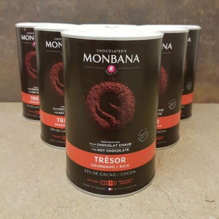 Monbana Tresor Chocolate Powder 6 x 1kg